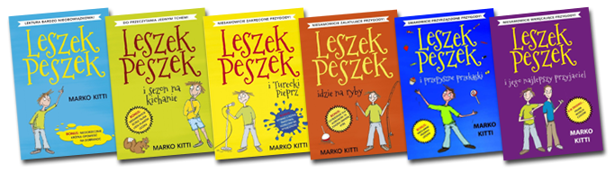 LeszelPeszek6books